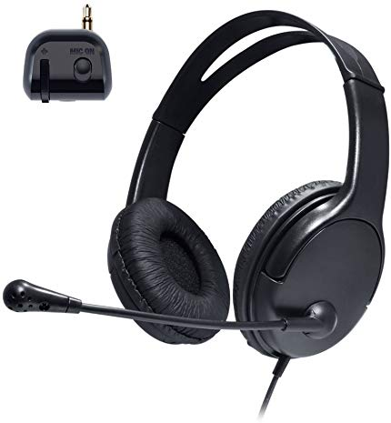 adjustR + Headset for PS4
