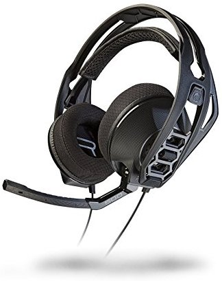 Plantronics RIG 500HC 3.5mm Stereo Gaming Headset Works with PS4 and Xbox One controllers