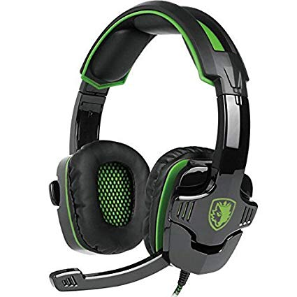 SADES SA805 Xbox one Headset Gaming Headset Headphones with Microphone for New Xbox One PS4 PC Phone Laptop