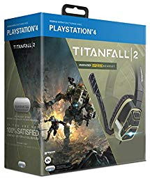 PDP Titanfall 2 Official Marauder SRS Stereo Headset for PlayStation 4