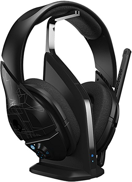 Skullcandy PLYR1 7.1 Surround Sound Wireless Gaming Headset, Black (SMPYFY-003)