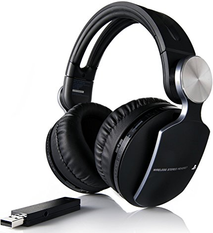 Sony Playstation PS3 PS4 PS Vita Pulse Elite Edition Wireless Stereo Headset