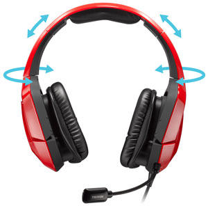 TRITTON Pro+ 5.1 Surround Headset - NEwly Designed for Extreme Comfort